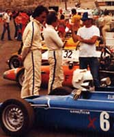Photo: Formula Ford pre-grid at Phoenix