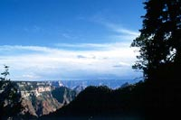 Thumbnail: View from the North Rim  of the Grand Canyon of the Colorado