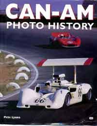 Thumbnail: Hall Chaparral in  T9 - Pete Lyons book dust cover