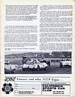 Scan: Santa Barbara 22nd Running, Sept. 1964   Kingston Trio feature Page Two