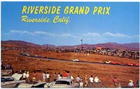 Scan: postcard view of Turn Two  and some ess; circa 1961