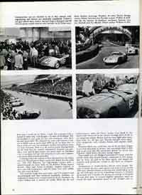 Thumbnail: third page of Healey Le Mans article  CLICK for large  LONG-LOAD view