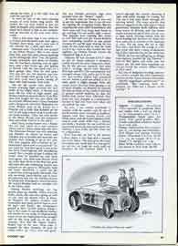 Thumbnail: last page of the Healey at Le Mans article Click for a larger, LONG-LOAD  view