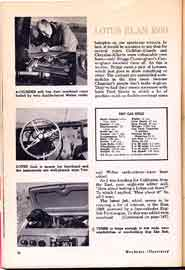 Scan: page three of the Elan road test