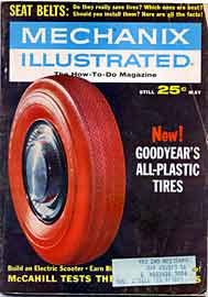 Scan: Cover of May, 1964 Mechanix Illustrated