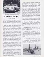 Thumbnail: scan of MG feature article, May 1955 Torrey Pines races