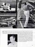 Scan: Riverside 500-Mile Stock Car Road Race  January, 1963   NASCAR Photo Page with Ned Jarrett