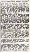 Thumbnail:  L.A. Sports Car Road Races at Hansen Dam  June, 1955  Results from Sports Section report