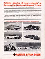 Scan: Back Cover Riverside International Raceway  1960