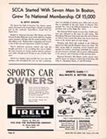 Scan: SCCA History article Riverside International Raceway  1960